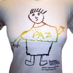 Boneco Paz - Cód. CAM004