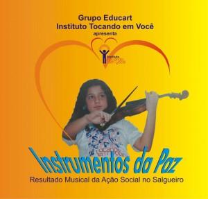 CD Instrumentos da Paz